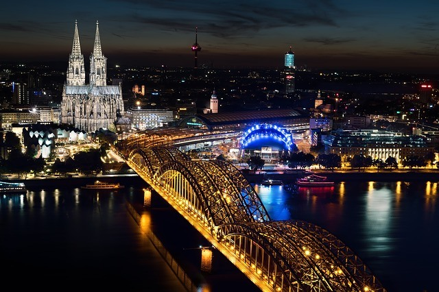 Pascha In Cologne Germany
